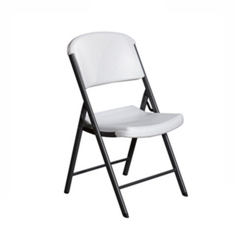 Heavy Duty Plastic White Chair